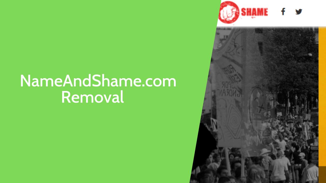 nameandshame.com content removal