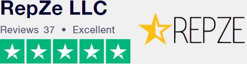 RepZe Reviews on Trustpilot